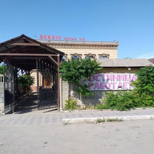Berdin, Bayzakskiy