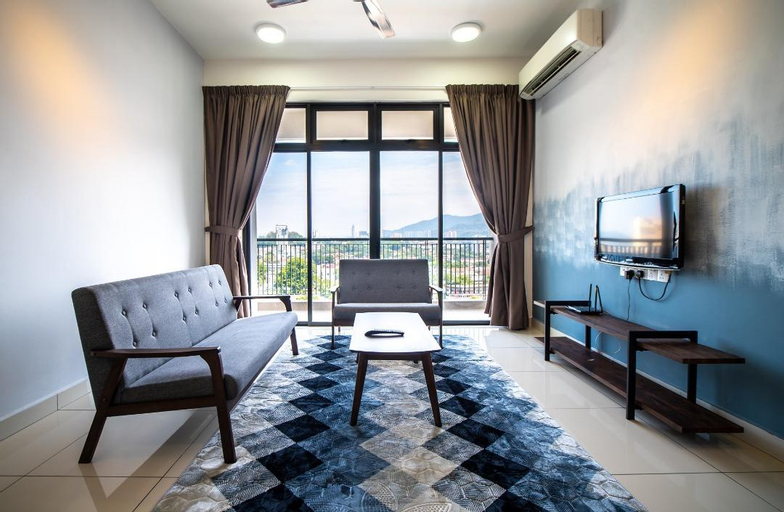 Contemporary Pinang Suites, Pulau Penang