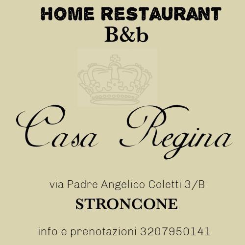 Home restaurant e b&b Casa Regina, Terni