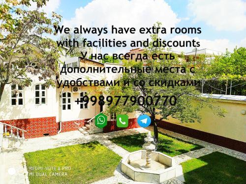 Camelot Inn Navigator, Tashkent City