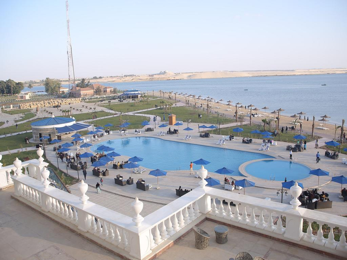 Tolip Alforsan Island Hotel And Spa, Ismailia