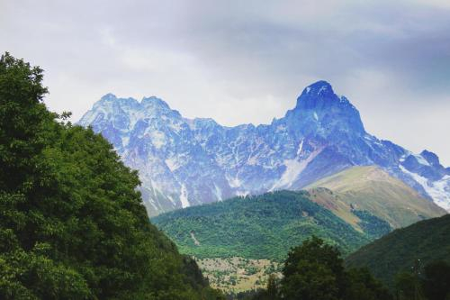 Georgian Peaks, Mestia