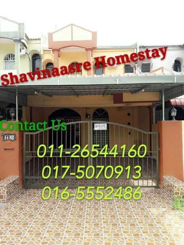 Shavinaasre Homestay, Kinta