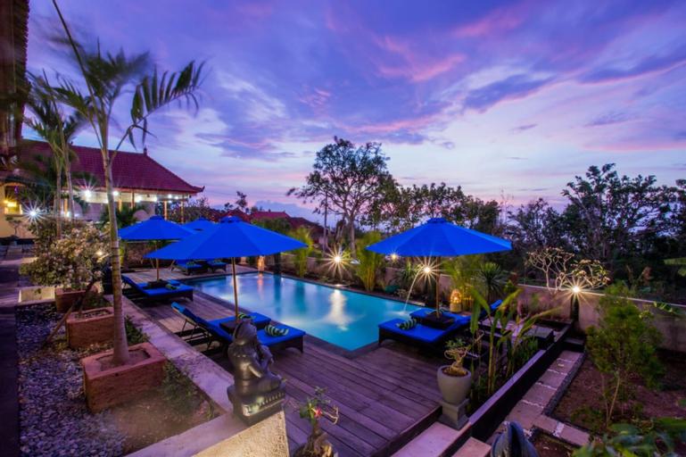 Tatak Bunut Villa Ceningan, Klungkung