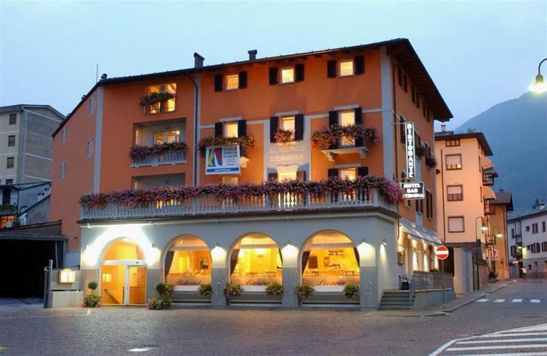 Hotel Bernina, Sondrio