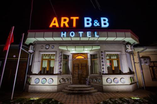 ART B&B, Tashkent City