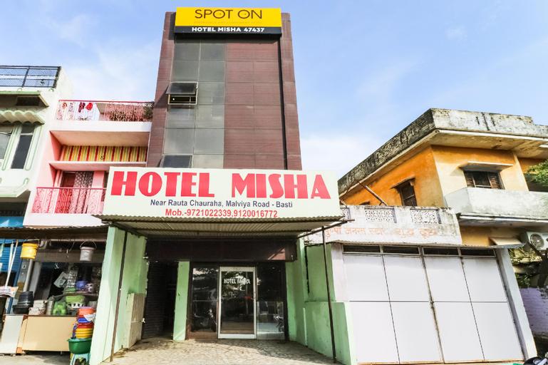 SPOT ON 47437 Misha Hotel, Basti