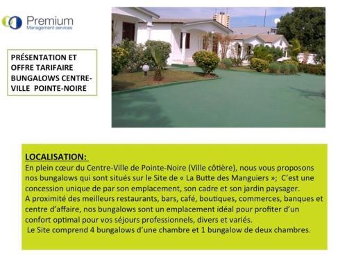 La Concession - Rue des Pelicans, Pointe Noire