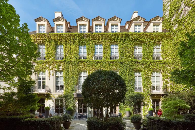 Le Pavillon de la Reine Hotel, Paris