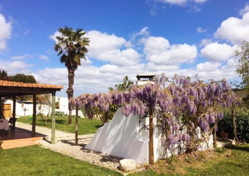 the Yurt, Alcobaça
