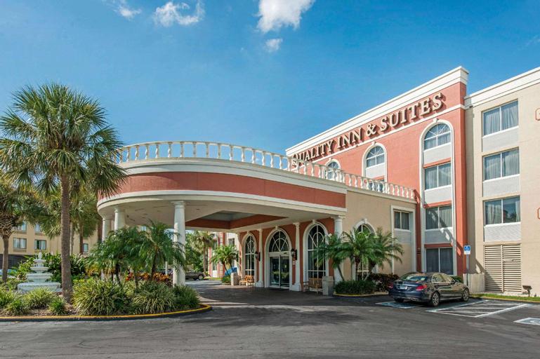 Quality Inn & Suites Near the Theme Parks, Orange