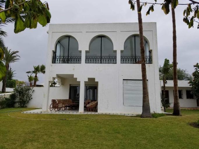 Villa Dyr, Tétouan