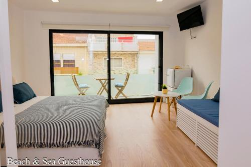 Beach & Sea Guesthouse, Espinho