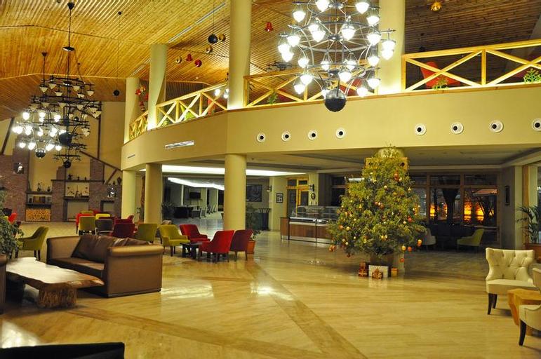 Gazelle Resort & Spa, Merkez