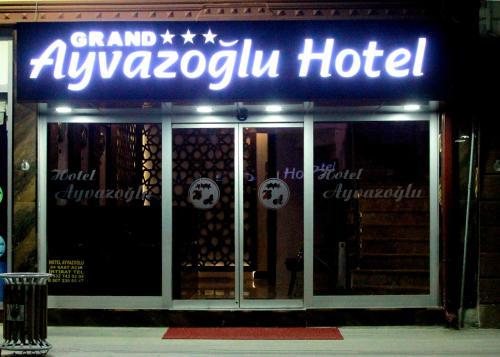 Grand ayvazoglu hotel, Kelkit