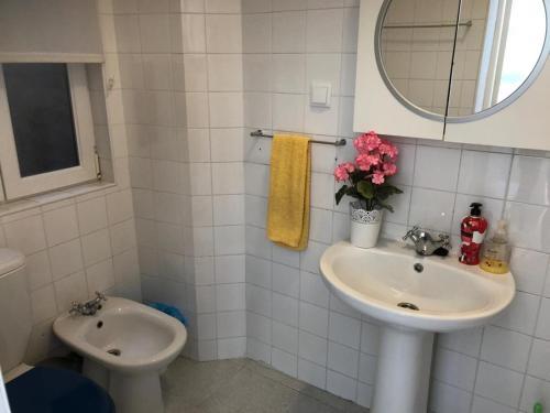 Charming Bedroom/ private bathroom and living room, Mação