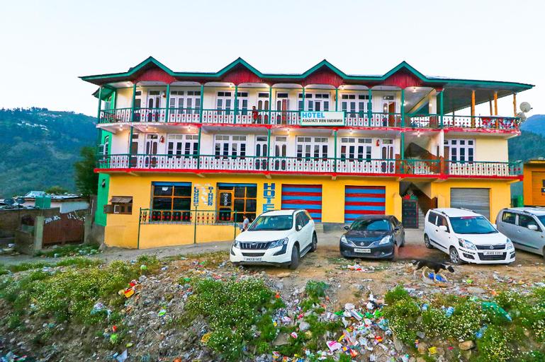 SPOT ON 45101 Hotel Ashapati View, Doda