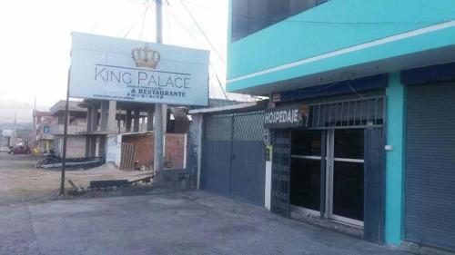 Hostal King Palace Riobamba, Guano
