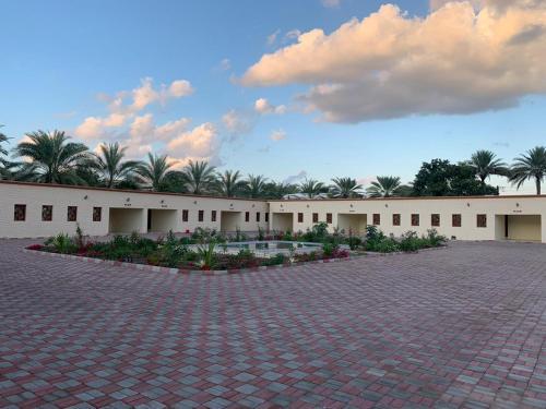 استراحة البستان النزل الخضراء, Saham