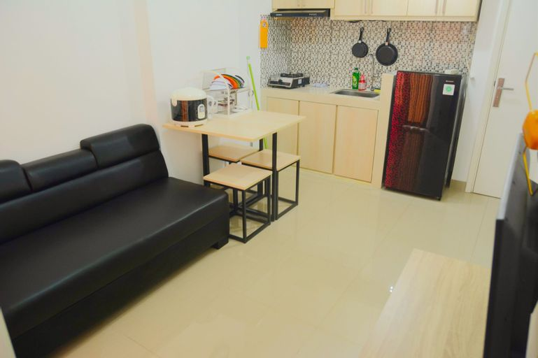 Comfortable and Homey 2BR Poris 88 Apartment, Tangerang