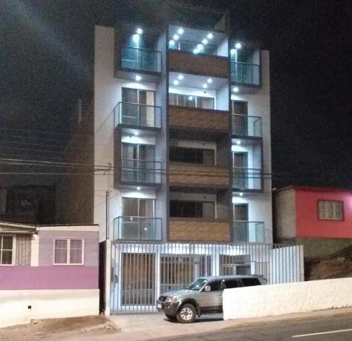 INTI hotel, Arica