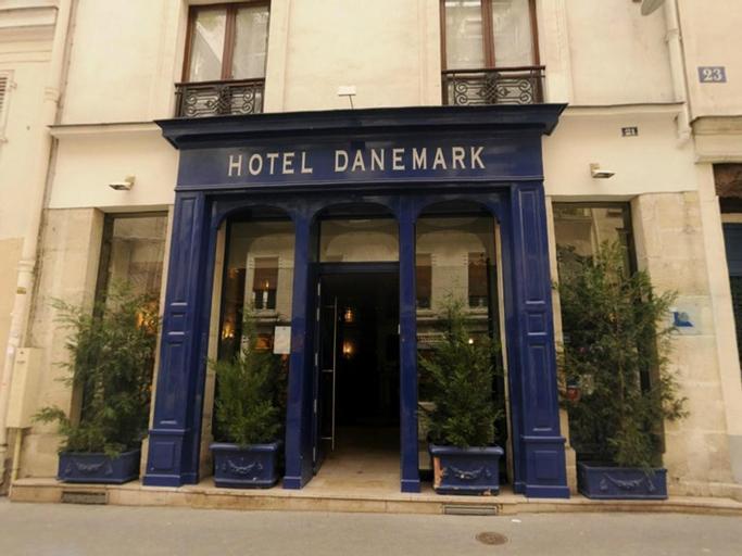 Hotel Danemark, Paris