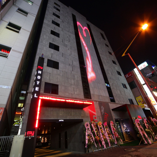 My Hotel Bucheon, Gyeyang