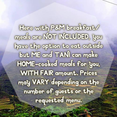 P&M homestay, Banaue