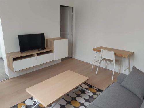 Appartement Moderne, Seine-Saint-Denis