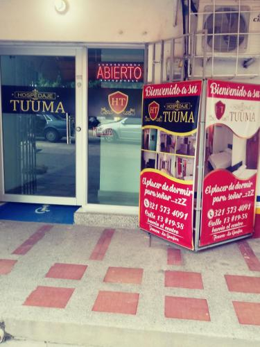 Hospedaje Tuuma, Barrancas