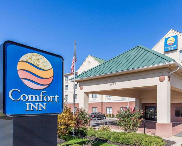 Comfort Inn Near Quantico Main Gate North Dumfries, Prince William