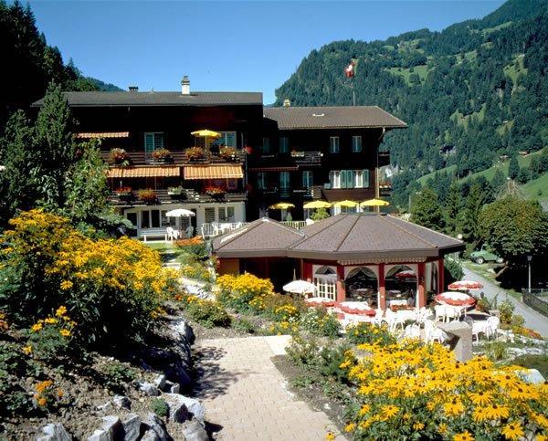 Hotel Silberhorn, Interlaken