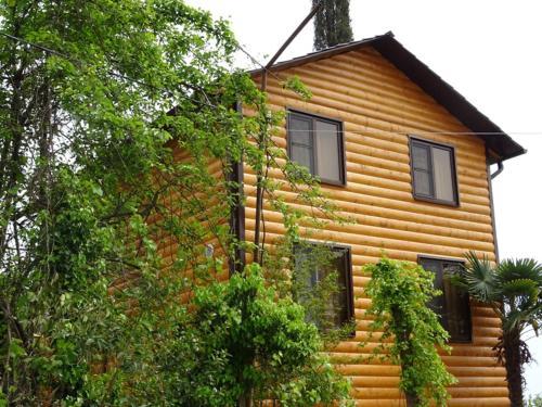 Деревянныи дом, Gudauta
