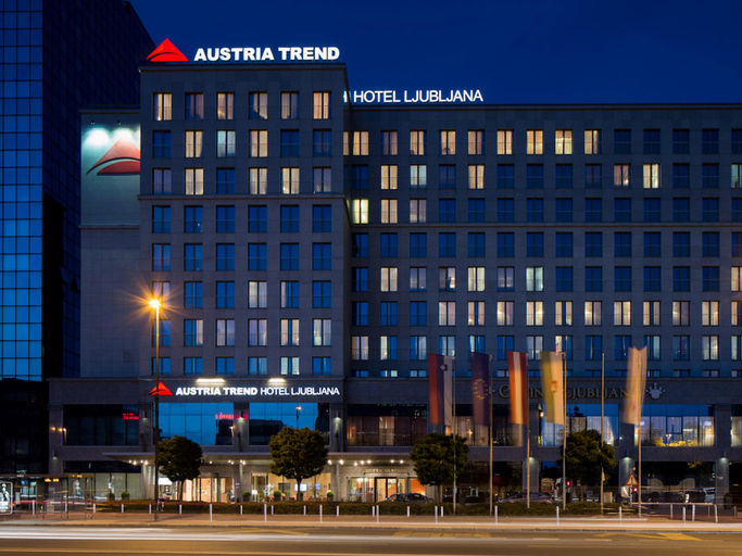 Austria Trend Hotel Ljubljana, Ljubljana