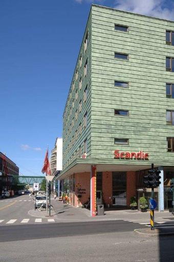 Scandic Solsiden, Trondheim