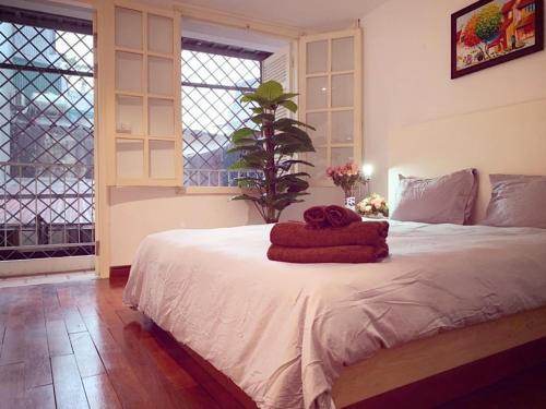 50sqm, Old Quarter, Kitchen,Balcony, Living Room, Hoàn Kiếm