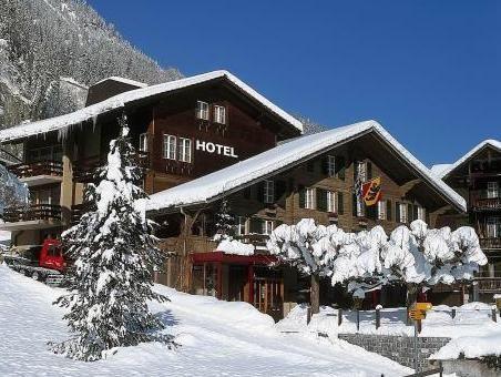 Hotel Schutzen Lauterbrunnen, Interlaken