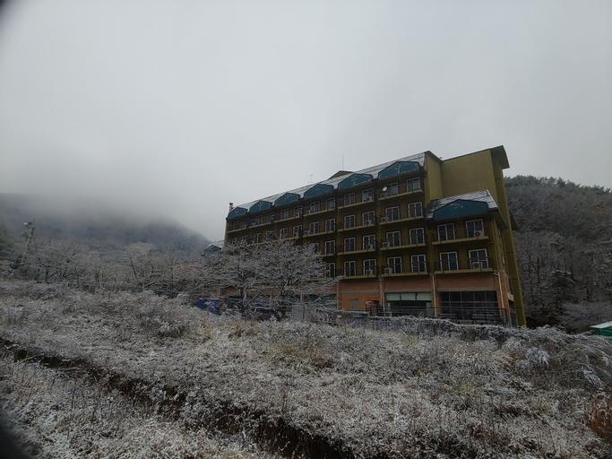 Healingnsajo resort Chungju Suanbo, Chungju