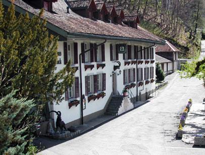 Gasthaus Steinbock, Interlaken