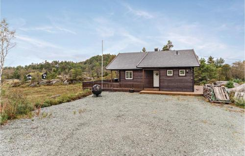 Beautiful home in Kvinesdal w/ 4 Bedrooms, Kvinesdal