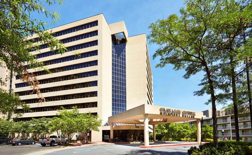 Embassy Suites Crystal City National Airport Hotel, Arlington