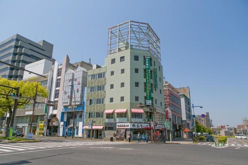 Takamatsu Station Hotel, Takamatsu