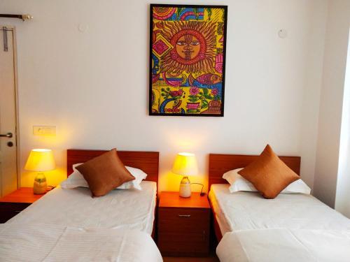 Twin Bed Deluxe Room, Gautam Buddha Nagar