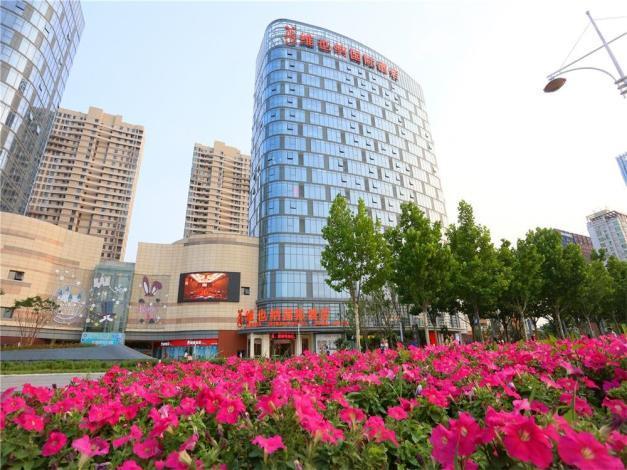 Vienna International Hotel Shandong Yantai FTA Jinshatan Xingyi Square, Yantai