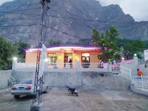 Darmal cottage, Northern Areas