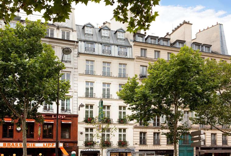 Au manoir Saint-Germain des Pres, Paris