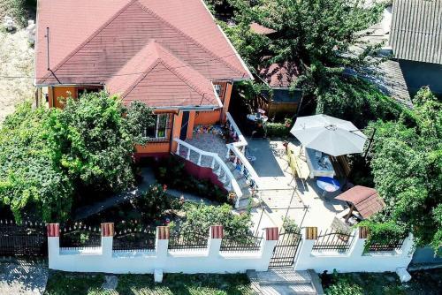 Casa de la Dunare, Nufaru