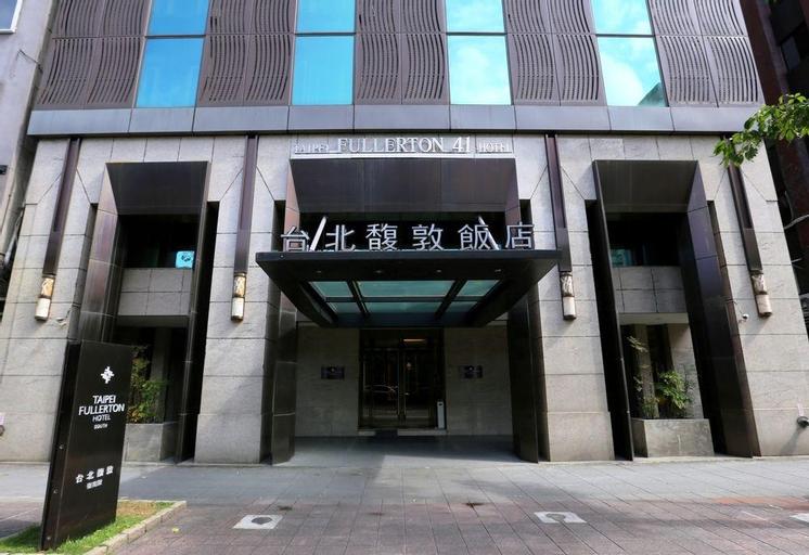 Taipei Fullerton Hotel-South, Taipei City