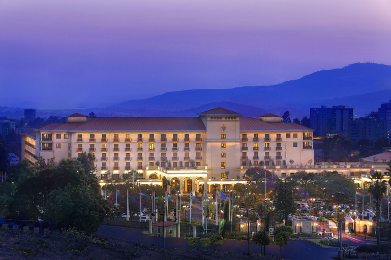Sheraton Addis, a Luxury Collection Hotel, Addis Ababa, Addis Abeba