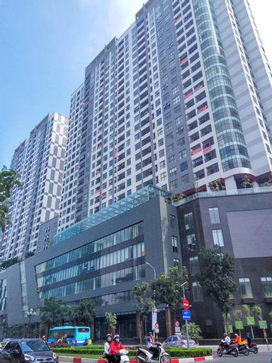 Bayhomes Golden Palm Serviced Apartment, Cầu Giấy
